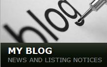 blog about real estate news and tips